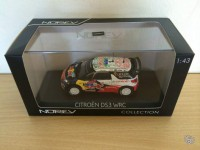 1/43 Citroën ds3 WRC rallye du mexique 2011 Loeb