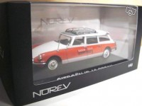 1/43 Citroën id 19 break 1963 radio tv luxembourg-NOREV155028