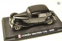 1/43 Citroën traction avant al 1935 ixo