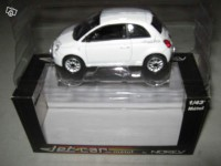 1/43 Fiat 500 serie Paris jet-car Norev