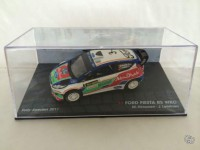 1/43 Ford fiesta rs WRC rally sweden 2011