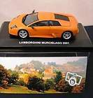 1/43 Lamborghini Murcielago 2001 orange