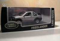 1/43 Land Rover Freelander 1998 open back gris