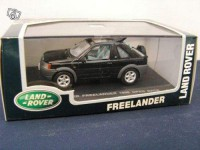 1/43 Land Rover freelander 1998 open back noir