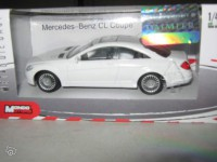 1/43 Mercedes-Benz cl coupe blanc Mondo Motors