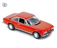 1/43 Peugeot 504 coupe rouge 1969 Norev475416