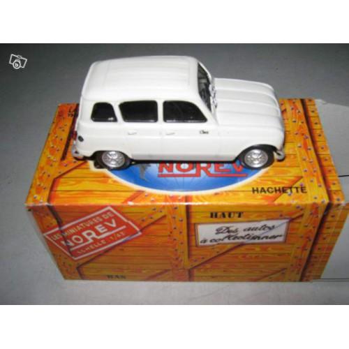 1 43 renault 4 gtl 1989 vente de voitures miniatures pour collectionneurs. Black Bedroom Furniture Sets. Home Design Ideas