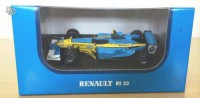 1/43 Renault r23 engine rs23 eligor