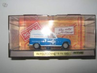 1/43 Renault r4 fourgonnette camping gaz 1965-NOREV:511008
