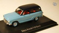 1/43 Simca Aronde P60 Ranch Norev