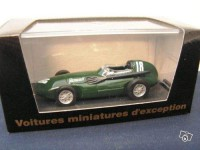 1/43 Vanwall F1 GP great britain 1958 Brumm