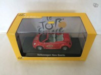 1/43 Volkswagen‎ new beetle 2009 tour de france