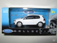 1/43 vw golf GTi Welly