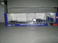1/50 Camion surbaisse Kenwooth W900 Norscot