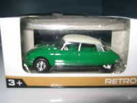 1/64 3 inches voiture Citroën ds retro Norev