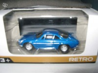 1/64 3 inches voiture Renault Alpine a110 Norev319201