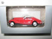 1/64 3inches Mercedes-Benz 500k special roadster
