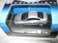 1/87 ho Peugeot 407 coupe Welly
