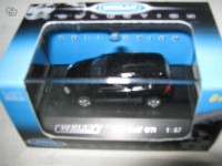 1/87 ho Volkswagen‎ golf GTi noir Welly