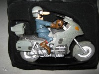 Figurine-Joe Bar Team moto BMW k1100 lt n°12