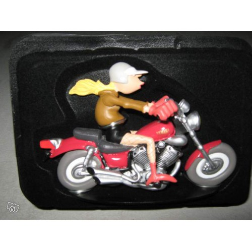 figurine joe bar team moto yamaha 5 35 virago n 19 vente. Black Bedroom Furniture Sets. Home Design Ideas