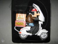 Figurine Joe Bar Team vespa piaggio 125 px n°44