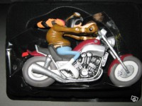 Figurine Joe Bar Team Yamaha 1200 vmax n°43