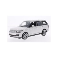 1/24 VOITURE MINIATURE DE COLLECTION LAND ROVER RANGE ROVER 2012 BLANC-RASTAR56300WH