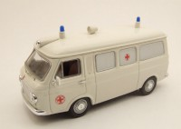 1/43 VEHICULE DE SECOURS ITALIEN AMBULANCE MINIATURE DE COLLECTION Fiat 238 Croix Rouge Italienne-RIO414101