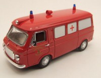 1/43 VEHICULE DE SECOURS ITALIEN MINIATURE DE COLLECTION AMBULANCE ITALIEN Fiat 238 Ambulance-RIO414104