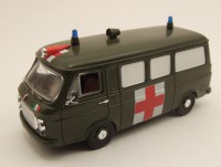 1/43 VEHICULE FORCES DE L'ORDRE MILITAIRE MINIATURE DE COLLECTION Fiat 238 Ambulance italienne-RIO414107