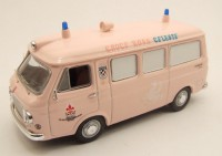 1/43 VEHICULE DE SECOURS AMBULANCE ITALIENNE MINIATURE DE COLLECTION Fiat 238 Ambulance Milan-RIO414109