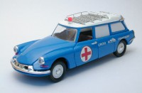 1/43 VEHICULE DE SECOURS AMBULANCE MINIATURE Citroen ID Break Ambulance-1958-RIO4165