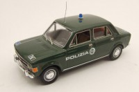 1/43 VEHICULE FORCES DE L'ORDRE POLICE MINIATURE DE COLLECTION Fiat 128 Police-1969-RIO4182