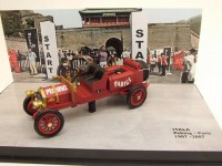 1/43 DIORAMA Rallye raid 1907-2007 MINIATURE DE COLLECTION Divers Itala Paris Pekin-1907-RIO4224D