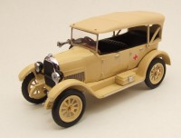 1/43 FIAT 201 MINIATURE DE COLLECTION Fiat 201 Torpedo Croce Rossa Coloniale-1936-RIO4268