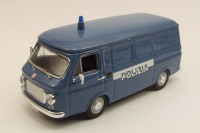 1/43 VEHICULE MINIATURE DE COLLECTION Forces de l'ordre POLICE Fiat 238 Fourgon Police 1974 Polizia-RIO4297