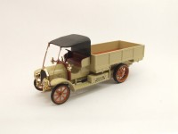 1/43 CAMION FIAT 18BL MINIATURE DE COLLECTION Fiat 18 BL beige-1914-RIO4316