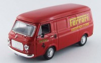 1/43 FIAT 238 VEHICULES PUBLICITAIRES ITALIEN MINIATURE DE COLLECTION Fiat 238 assistance Ferrari-1973-RIO4427