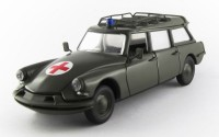 1/43 CITROEN DS FORCES DE L'ORDRE MILITAIRES Citroen DS break Ambulance militaire-1960-RIO4503