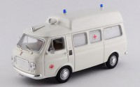 1/43 VEHICULE DE SECOURS MINIATURE DE COLLECTION Fiat 238 ambulance-1970-RIO4521
