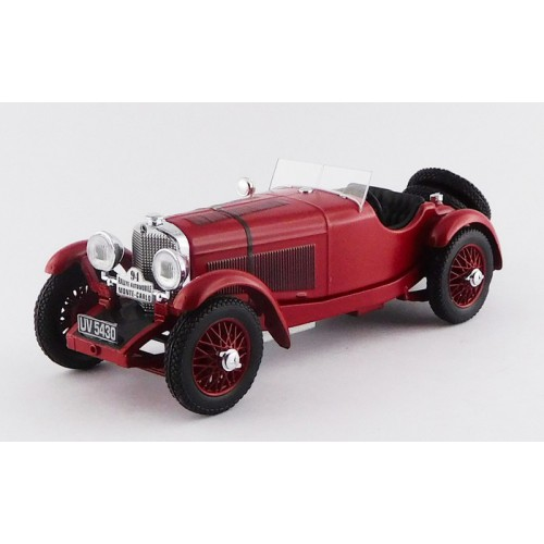 1 43 voiture miniature mercedes ssk 94 rallye monte carlo 1930 rio4538 vente de voitures. Black Bedroom Furniture Sets. Home Design Ideas