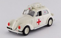 1/43 VEHICULES DE SECOURS MINIATURE DE COLLECTION Fiat 1500 Ambulance-1936-RIO4545
