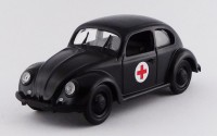 1/43 VEHICULE DE SECOURS MINIATURE DE COLLECTION Volkswagen Maggiolino ambulance-RIO4554