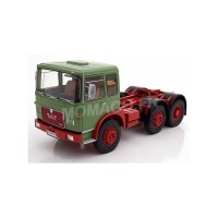 1/18 MAN F7 CAMION MINIATURE DE COLLECTION TRACTEUR MAN F7 16.304 VERT/ROUGE-ROADKINGSRK180052