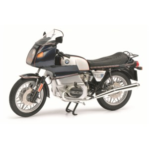 1/10 MOTO MINIATURE DE COLLECTION BMW R100 RS-SCHUCO