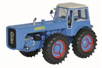 1/32 MINIATURE AGRICOLE DE COLLECTION TRACTEUR DUTRA D4K BLEUE-SCHUCO