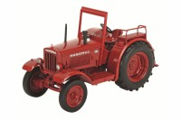 1/32 MINIATURE AGRICOLE DE COLLECTION TRACTEUR HANOMAG R40 ROUGE-SCHUCO