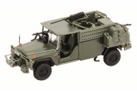 "1/87 HO VEHICULE MINIATURE DE COLLECTION MILITAIRES SERVAL ""BUNDESWHER""SCHUCO"