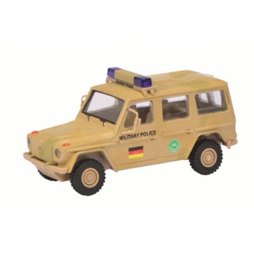 1 87 ho vehicule militaire de collection wolf g police militaire isaf schuco vente de. Black Bedroom Furniture Sets. Home Design Ideas